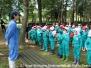 2020/2学期/9月 稲刈り(年長児)